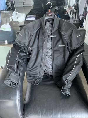 Tourmaster Motorcycle jacket with armor for Sale in Miami, FL