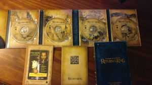 The Return of the King DVD Special Extended Edition for Sale in Alexandria, VA