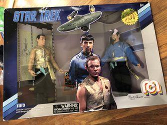 Star Trek limited edition action figures Thumbnail