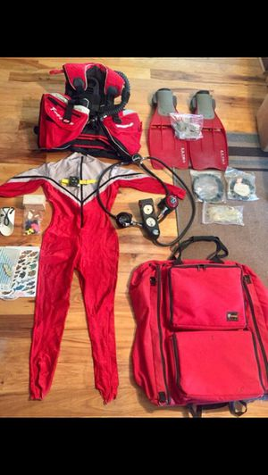 Near new, scuba diving set, for experienced divers, to beginners alike for Sale in Phoenix, AZ