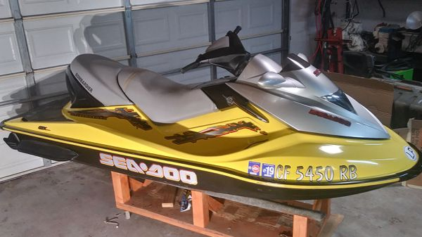 Sea doo Supercharged GTX 4tec for Sale in Apple Valley, CA - OfferUp