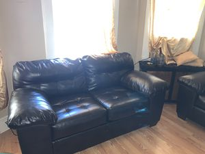 Surprising New And Used Leather Couch For Sale In Jersey City Nj Offerup Short Links Chair Design For Home Short Linksinfo