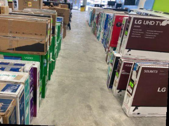 Tv liquidation sale 🔥🔥🔥 5AYZ7