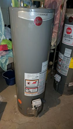 Water heater 40 gal. Gas Like New Thumbnail