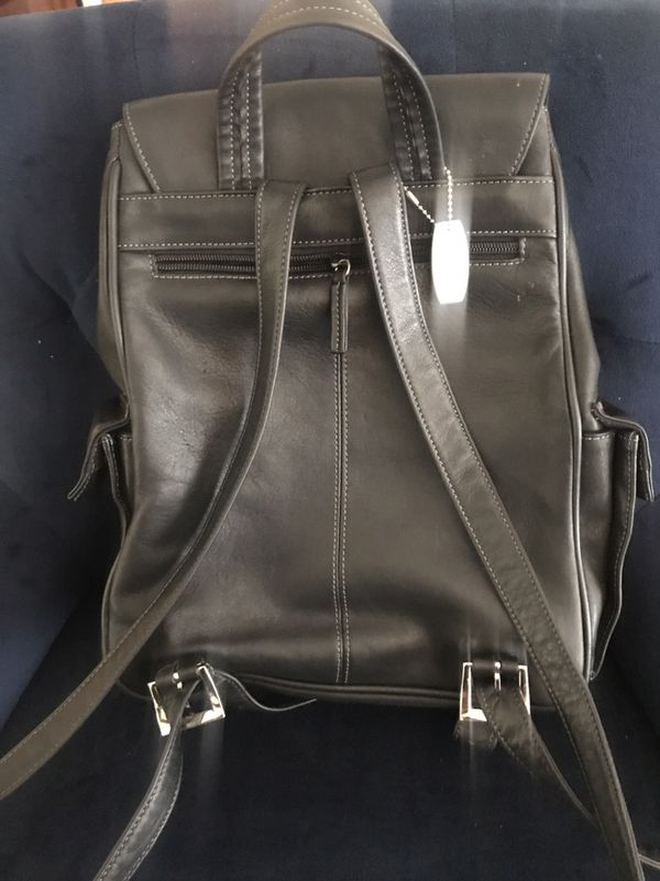 799d6cd2b0 Leather Tignanello backpack purse for Sale in San Ramon
