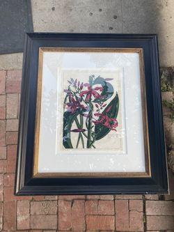 Fleur Mde Rouge III , The Raschella Collection  Thumbnail