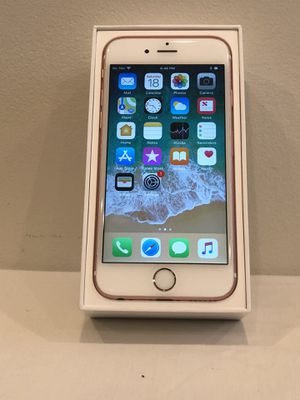 Apple iPhone 6s 64gb Unlocked for Sale in Upper Marlboro, MD