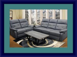 8102 recliner sofa and loveseat for Sale in Takoma Park, MD