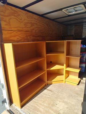Corner shelving and entertainment unit for Sale in Manassas, VA