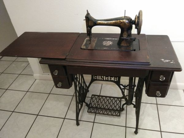 Antique Singer Sewing Machine For Sale In Altamonte Springs FL Adorable Vintage Singer Sewing Machine For Sale