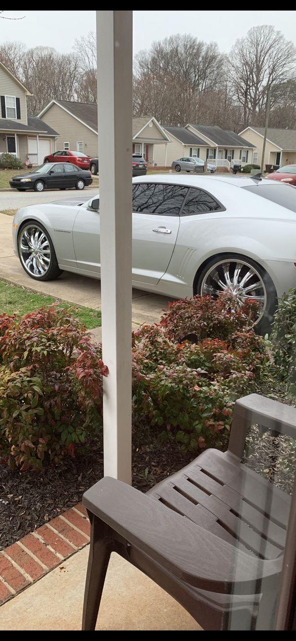 Used Tires Greensboro Nc >> 24 Inch Borghini Rims And Used Tires For Sale In Greensboro Nc Offerup