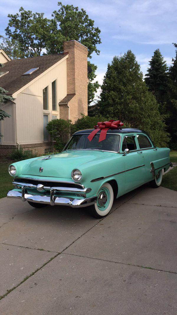 1953 FORD CUSTOMLINE old school classic car (Cars & Trucks) in West ...
