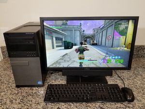 "Fortnite 22"" Gaming Computer Geforce GTX 660 Core i5 Quad for Sale in Orlando, FL"