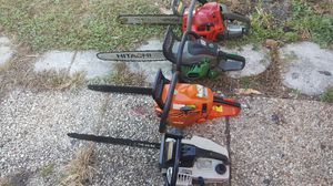 Chainsaw for Sale in Ocean Ridge, FL