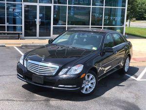2012 Mercedes benz E-Class 350 for Sale in Manassas, VA