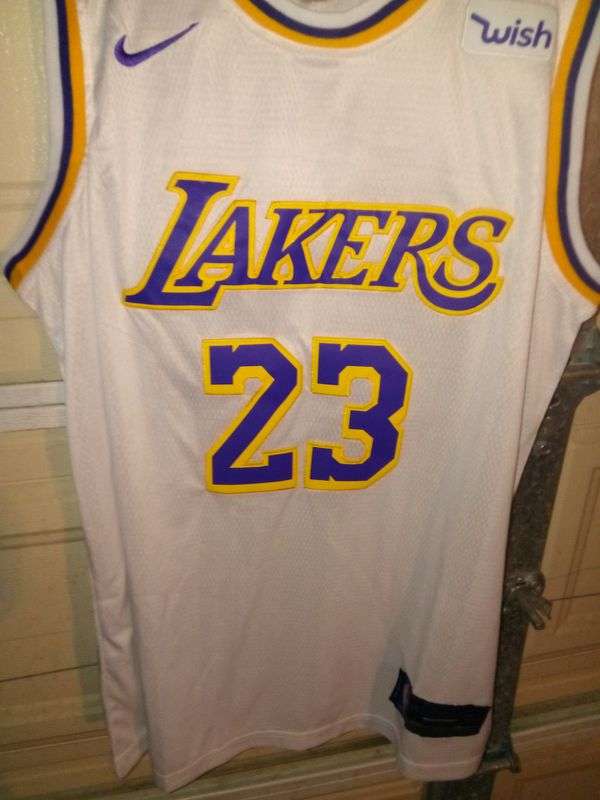0c890f71deca New and Used Lakers jersey for Sale in South Gate