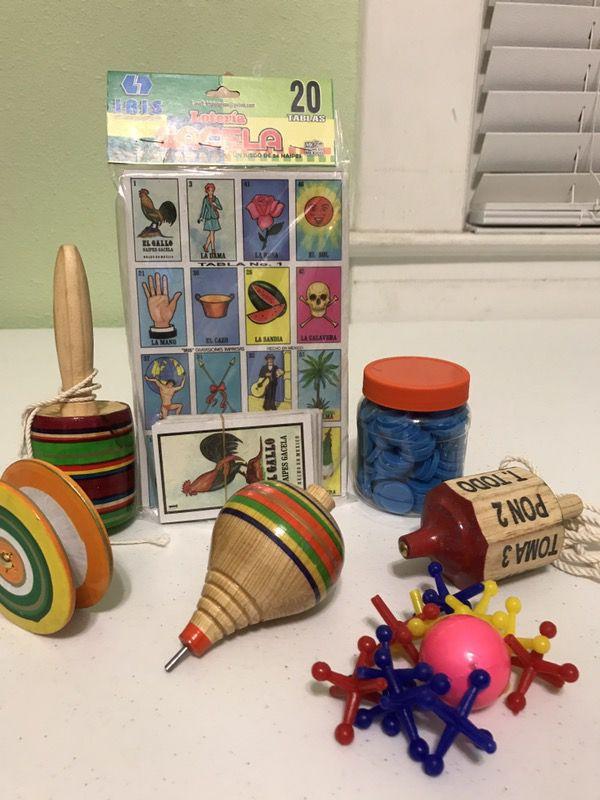 Juegos Tradicionales Mexicanos For Sale In San Antonio Tx Offerup