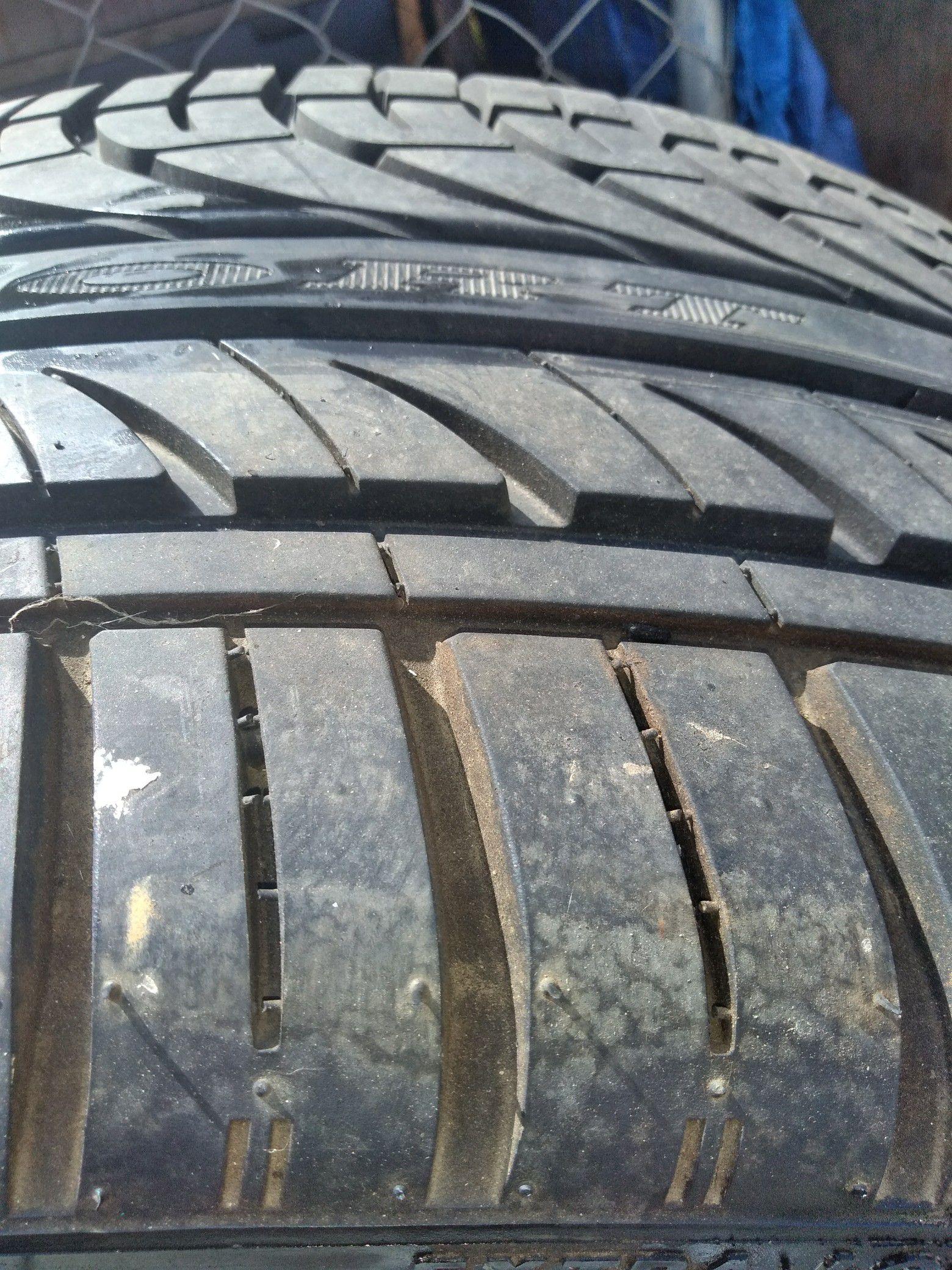 Versanti rims with New tires