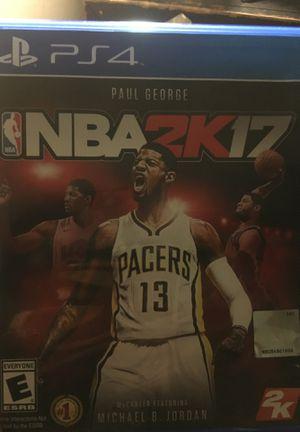 NBA 2k17 for Sale in Washington, DC