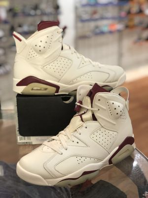 Maroon 6s size 9.5 for Sale in Silver Spring, MD