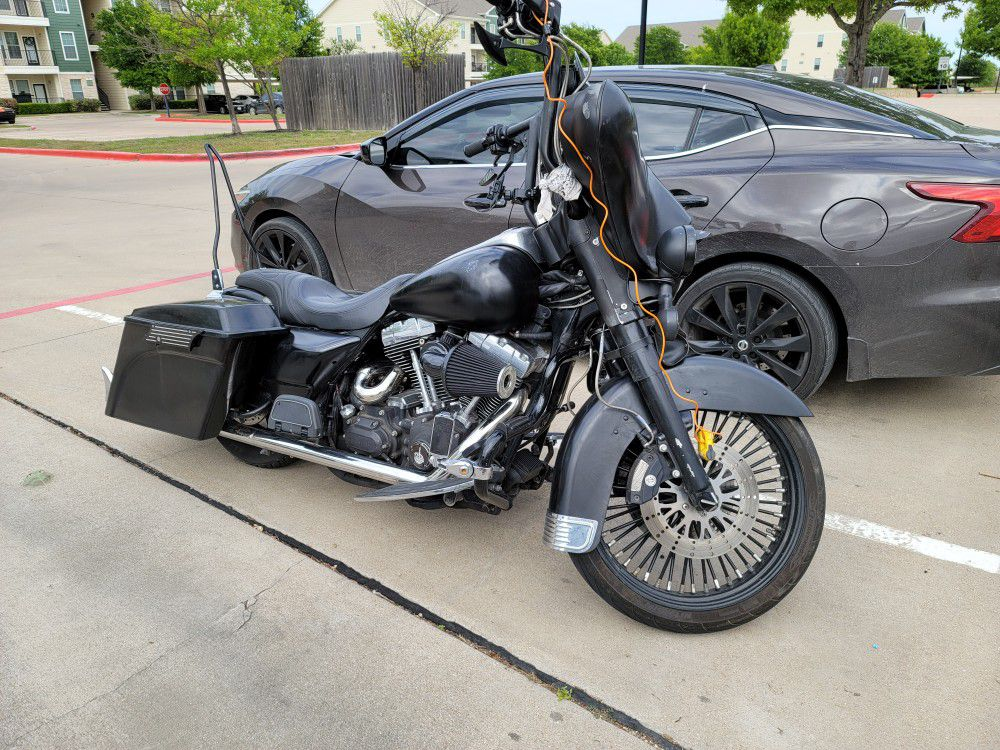 Photo 2007 Harley Davidson Ultra Classic Electra Glide