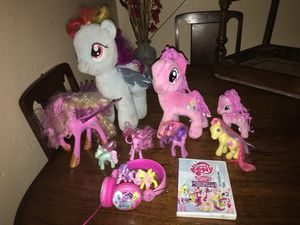 My Little Pony Little Girls Toy Collection for Sale in Fresno, CA