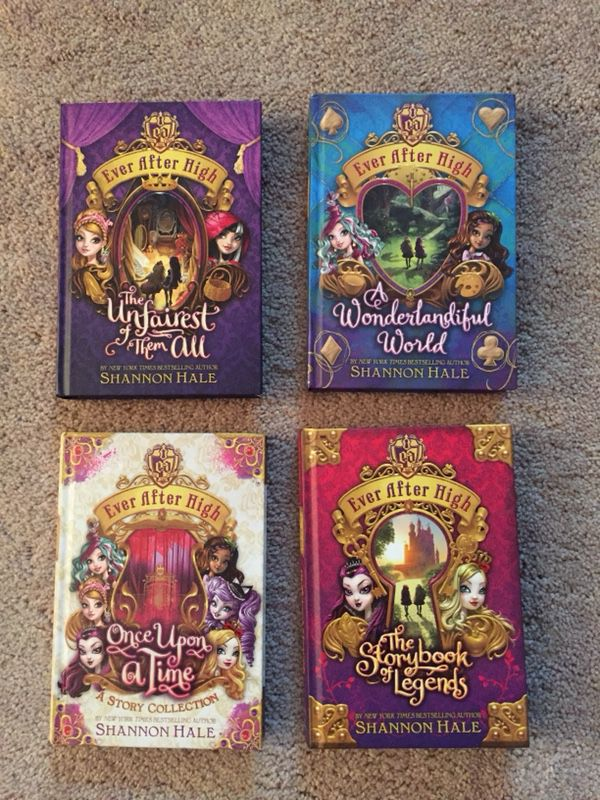 Ever After High Book for Sale in Alexandria, VA - OfferUp