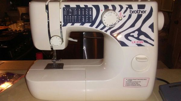 Brother Sewing Machine Lx40 For Sale In Spring TX OfferUp Amazing Brother Sewing Machine Lx3125