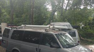 Van Metal ladder/tube rack for for Sale in Glen Burnie, MD