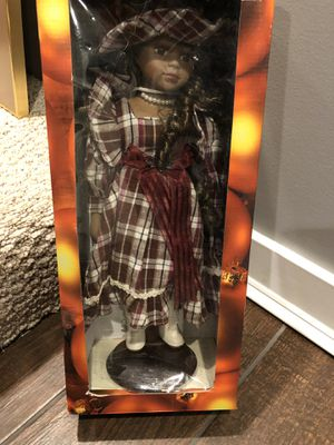 NEW African-American Victorian Porcelain Dolls for Sale in Forest Heights, MD