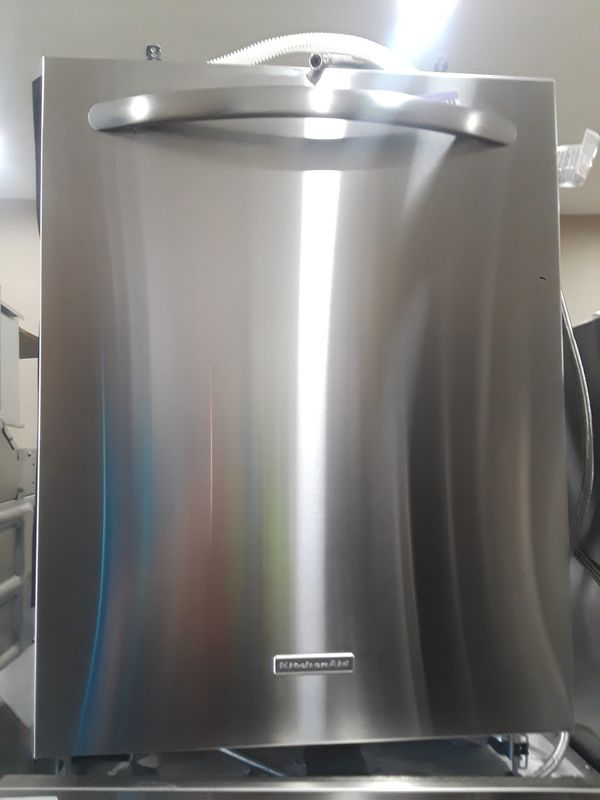 Kitchen Aid Dishwasher Stainless Steel For Sale In Lake Forest Ca