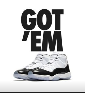 Jordan 11 concords 12/8 release for Sale in Alexandria, VA