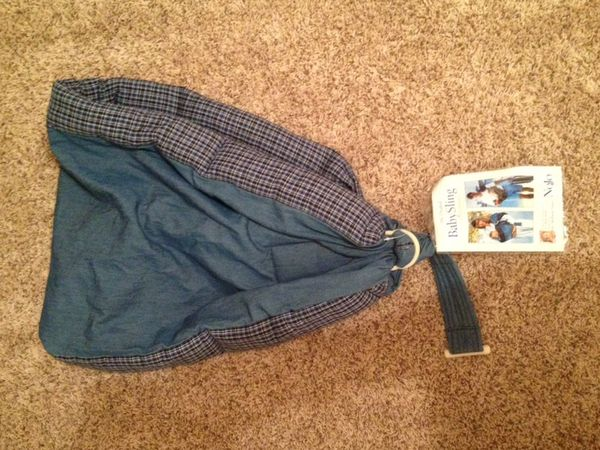 3396a451bea Original NoJo baby sling for Sale in Keller