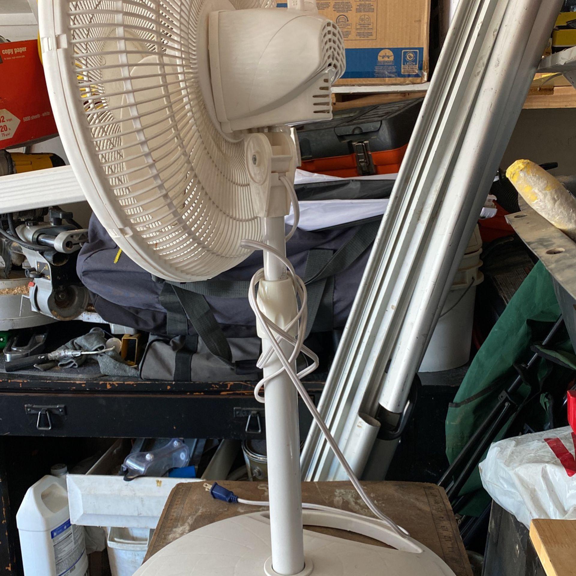 Fan Used Very Little