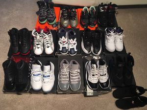 Jordan Nike (collection) Sz 6 for Sale in Manassas Park, VA