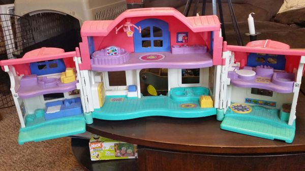 Fisher Price Little People Doll House For Sale In Blue Springs Mo
