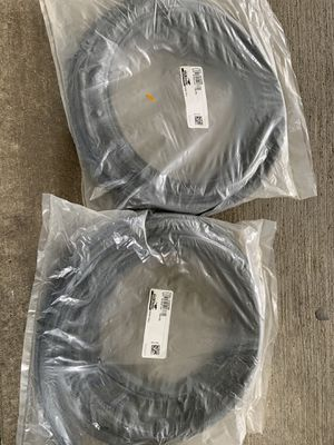 Photo 79-93 Foxbody Mustang body weather strip (pair)