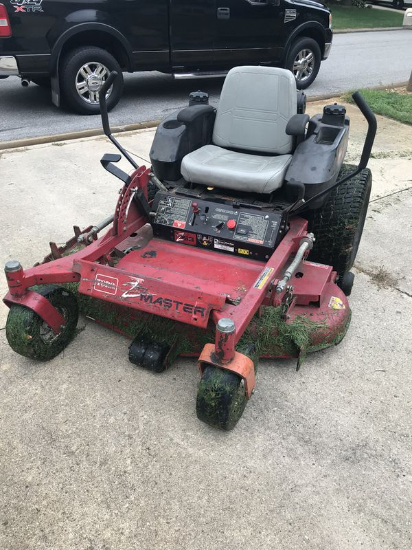 "Toro Z Master 52"" Deck for Sale in South Bend, IN - OfferUp"