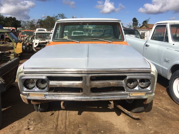 67-72 C10 C20 parts Chevrolet GMC for Sale in March Air Reserve Base, CA -  OfferUp