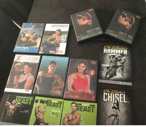Workout videos for Sale in Lincolnia, VA