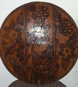 Hand carved game borad for Sale in Las Vegas, NV