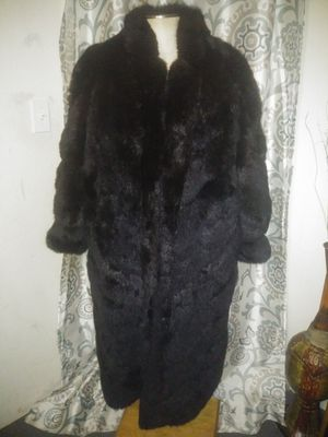 Mink Fox AUTHENTIC VINTAGE coat sz 20 for Sale in Joint Base Lewis-McChord, WA
