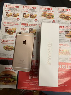 iPhone 6s Rose Gold for Sale in Winston-Salem, NC