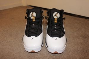 New Air Jordan 6 Rings GS Basketball Shoes Size 7Y for Sale in San Diego, CA