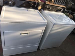 Vendo set de lavadora y secadora todo trabajando bien for Sale in Altadena, CA