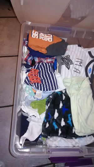 Boy baby clothes for Sale in Stockton, CA