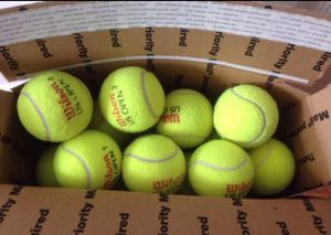 20 Tennis Balls for Sale in Dublin, OH