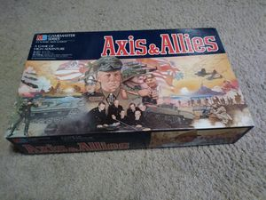 Axis & Allies Board Game for Sale in Gaithersburg, MD