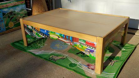 KIDS KRAFT TRAIN TABLE Thumbnail
