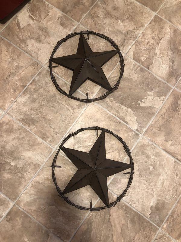 Fantastic Rustic Star Decor (Household) in Burlington, WA - OfferUp IR94